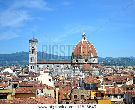 The Cupola of Brunelleschi,