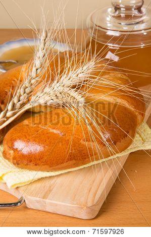 Honey And Bread