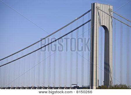 Verrazano Bridge Support