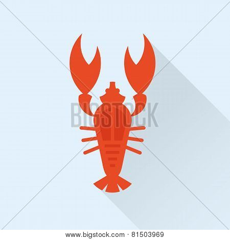 red lobster fat icon