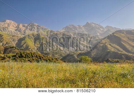 Kyrgyzstan Tien-shan