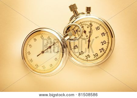 Two Stopwatches
