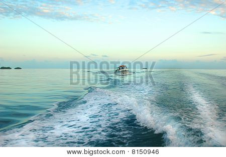 Boat Wake