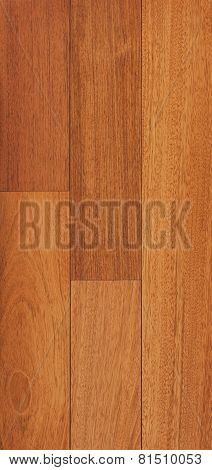 Wood Texture Of Floor, Jatoba  Parquet.