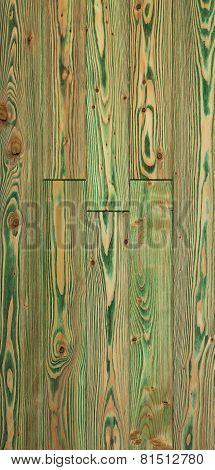 Wood Texture Of Floor, Larch Parquet.