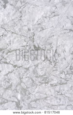The Ice Background