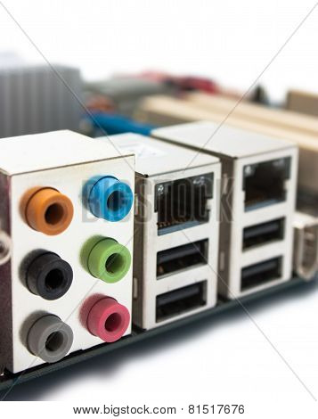 Computer Ports Macro