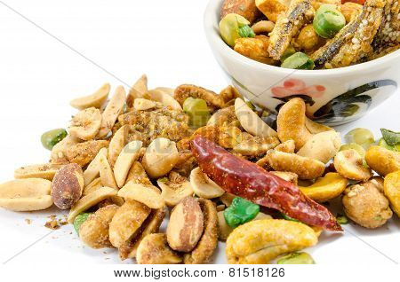 Chilli Nuts Selection