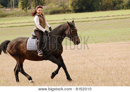 Gallop.