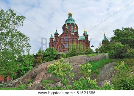 Helsinki, Assumption Cathedral