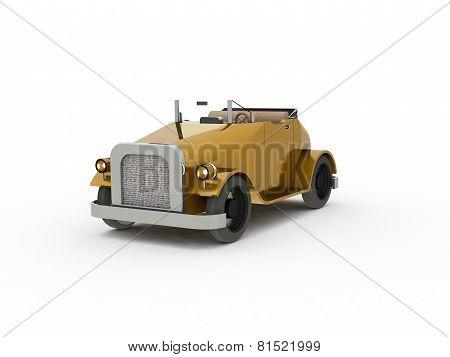 History retro car