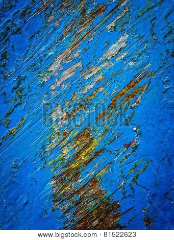 Paint Scratched