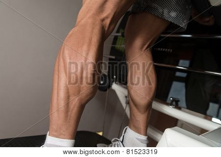 Legs Calf Exercise