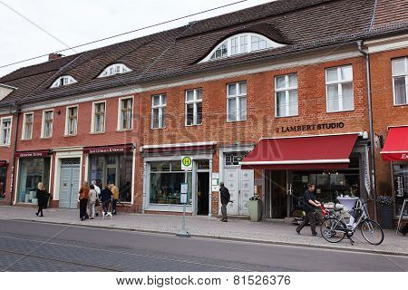 Dutch Quarter In Potsdam