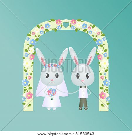 Wedding Rabbit