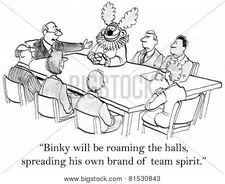 Humor Consultant