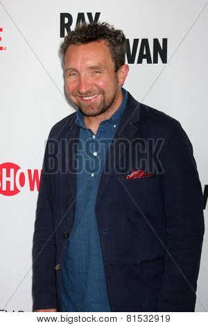 LOS ANGELES - APR 28:  Eddie Marsan at the