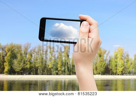 Capture cloud