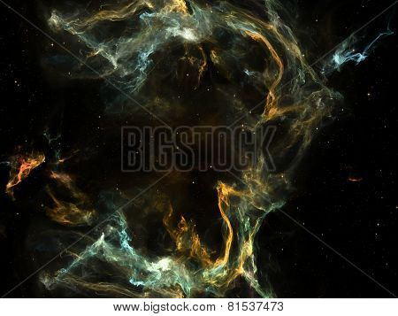 Visualization Of Space