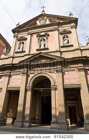 Bologna Church Of San Benedetto