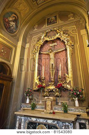 Bologna Church Of San Benedetto