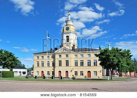Hamina. Town Hall, 1798