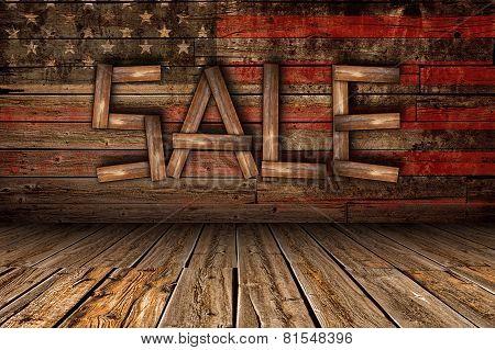American Wood Sale