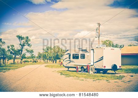 Camping In South Dakota