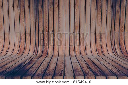 Wood Background Cyclorama