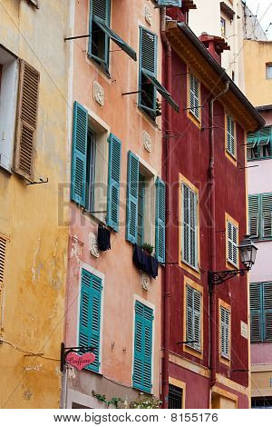 Old Town Of Nizza