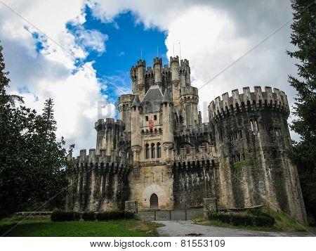 Castle Butron, Basque Country, Spain