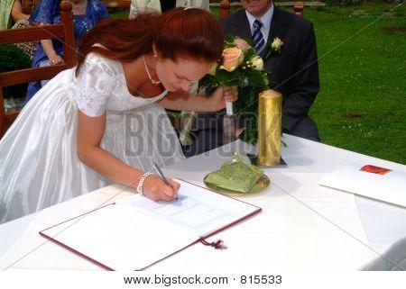 Wedding - Marriage