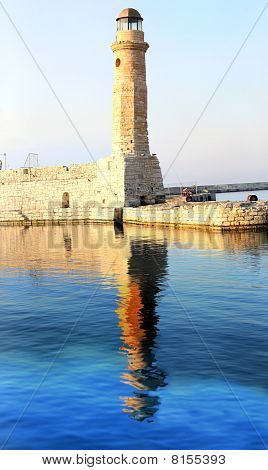 Rethymnon Lighthouse Crete