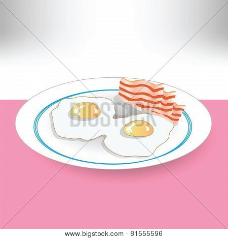 Eggs And Becon