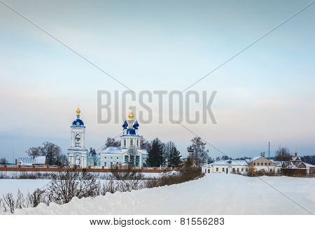 The assumption Danilovski convent.
