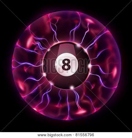 Billiard Ball Wheel