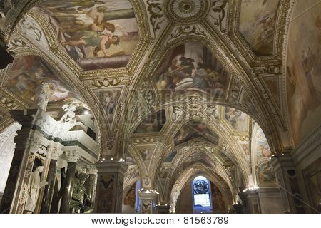 Amalfi Cathedral, Crypt Of St. Andrew