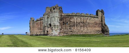 Tantallon Castle Scotland