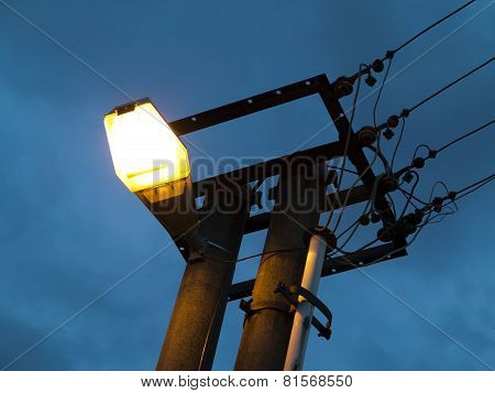 Street Lighting Lamp