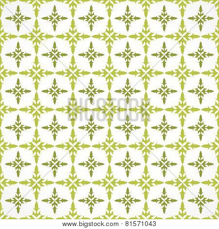 seamless floral pattern for invitation or vintage abstract background stock vector