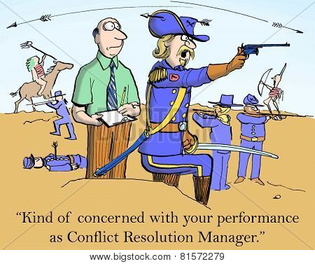 Conflict Resolution Manager