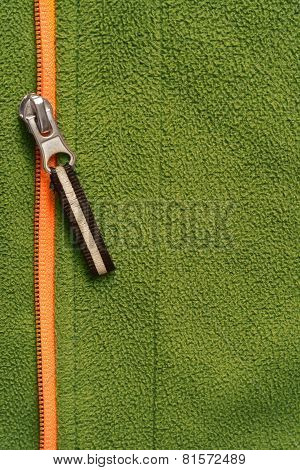 Softshell Zipper