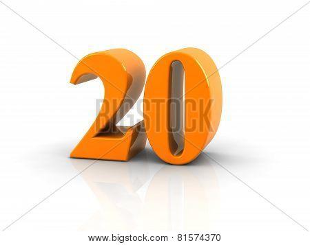Number 20