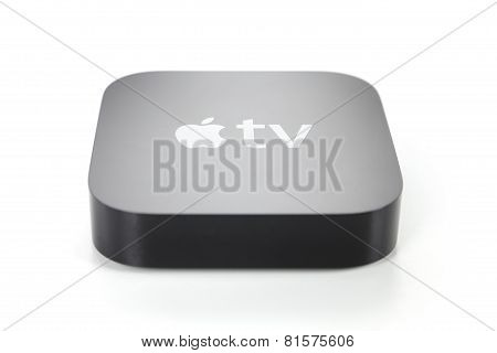 Third generation Apple TV