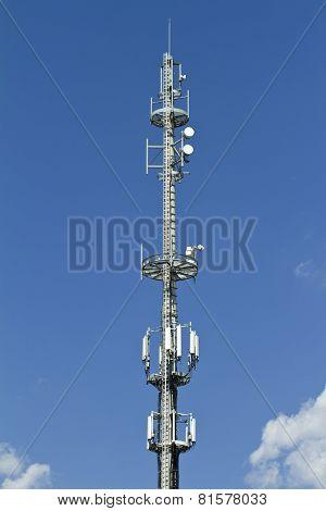 Comunication Mast