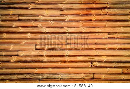 Texture Horizontal Wood Slats