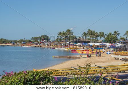 Hawaii Outrigger Canoe Championship