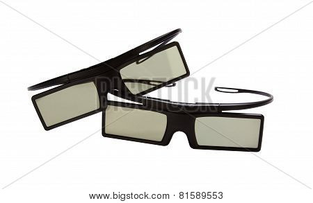 Couple 3D Glasses