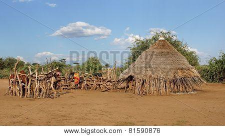 Hamer, Ethiopia, Africa