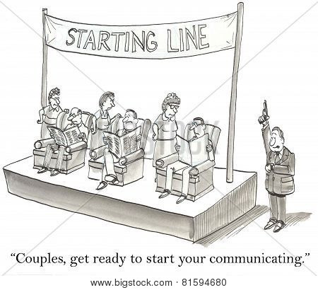 Start Communicating